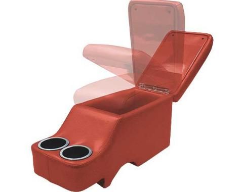 Ford Mustang Humphugger Console - Convertible - Vermillion