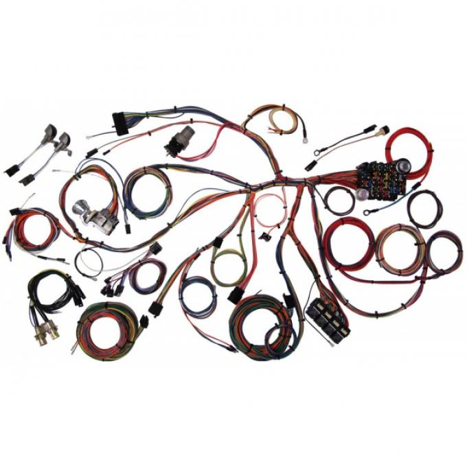 Complete Wiring Kit, 1967-1968