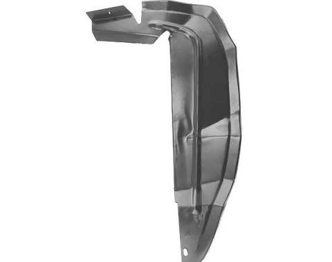 Ford Mustang Fender Splash Shield - Rear - Left