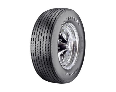 Tire - F60 X 15 - Raised White Letters - Goodyear Polyglas GT N/S - Correct For 1969 - 1970-1/2