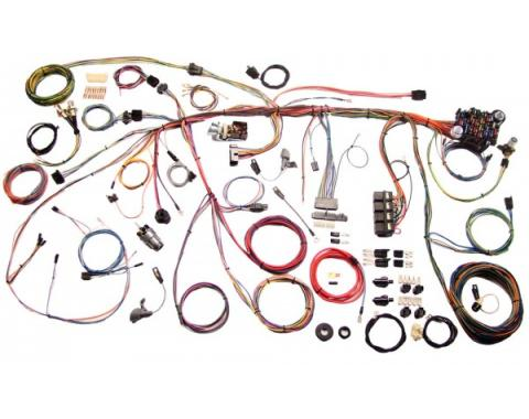 Complete Wiring Kit, 1969
