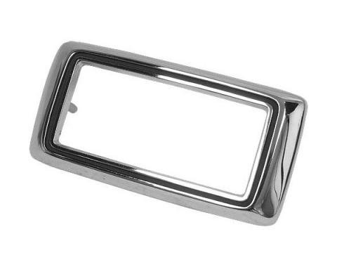 Side Marker Light Lens - Clear - Front - Falcon