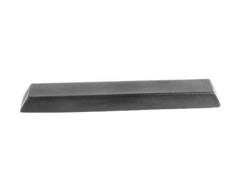 Ford Mustang Arm Rest Pad - Black - Left Or Right - Standard Interior