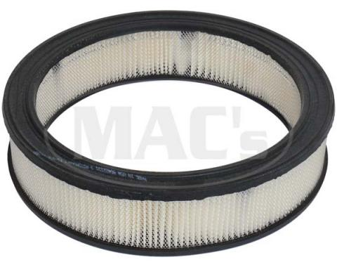 Thunderbird Engine Air Filter, Motorcraft, 1977-1979