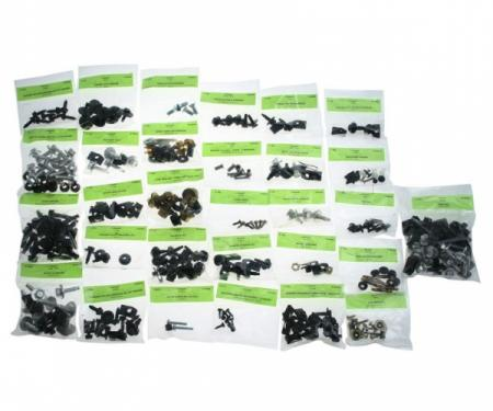 Ford Mustang Body Hardware Master Kit, Drum Brake 390/428CJ, 1969