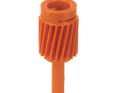 Speedometer Driven Gear - 20 Teeth - Orange - Type 3 - Genuine Ford - 3-Speed & Automatic Transmission