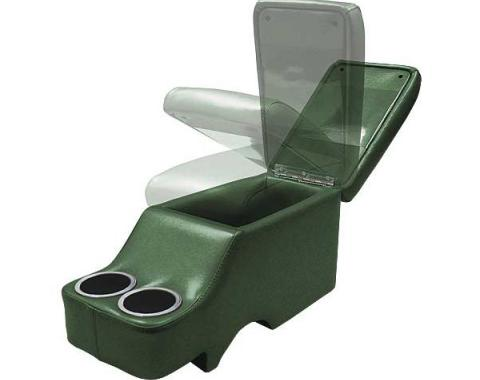 Ford Mustang Humphugger Console - Convertible - Green