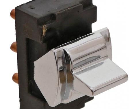 Power Window Regulator Switch - Single Switch - Ford & Mercury
