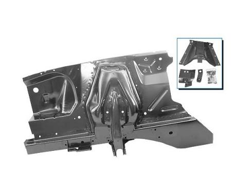 Ford Mustang Fender Apron Assembly - Right