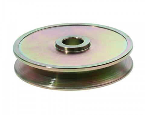 Alternator Pulley - Single Groove - 3.87 Diameter - For Hi-Performance Applications