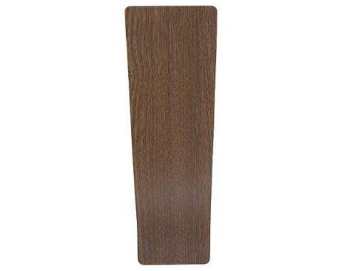 Ford Mustang Decal - Console Wood Grain