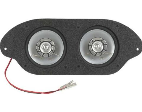 Ford Mustang Dual Front Radio Speaker Assembly