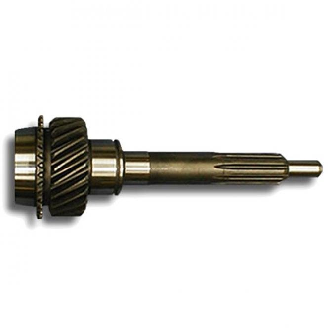 1964-1970 TOP LOADER INPUT SHAFT 8 15/16 LONG-SMALL BLOCK