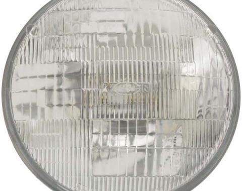 Halogen Sealed Beam Headlamp with Etched FoMoCo Logo