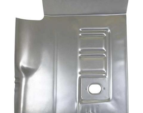 Ford Mustang Floor Pan - Short - Right Front - 18 Long X 23Wide