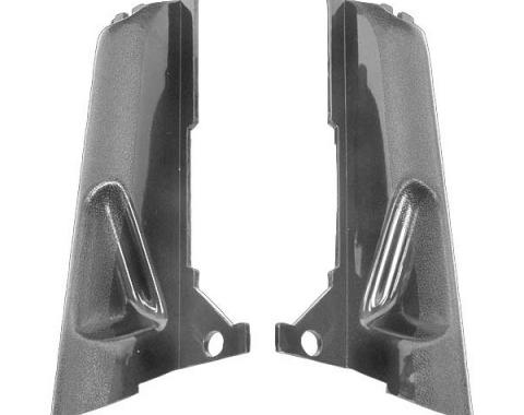 Daniel Carpenter Ford Mustang Center Dash Mouldings - Right & Left C9ZZ-6504472
