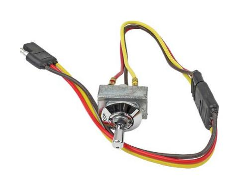 Daniel Carpenter Ford Mustang Convertible Power Top Switch C7ZZ-15668