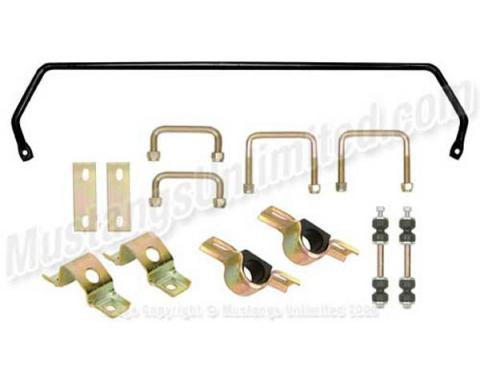 Ford Mustang Rear Stabilizer Bar Kit - 7/8 Diameter