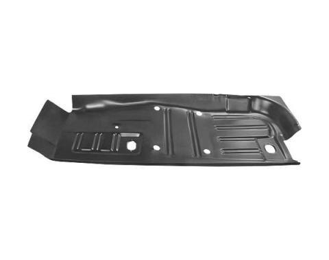 Ford Mustang Floor Pan - Left - Full Length - 59 Long X 23 Wide