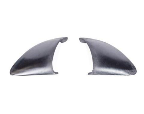 Ford Mustang Saleen Style Poly Side Scoops 2 Pc 1994-98