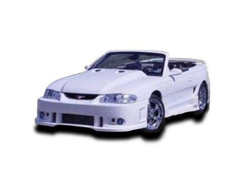 Ford Mustang Spy 2 Style 2 Pc Poly Side Skirts 1994-98