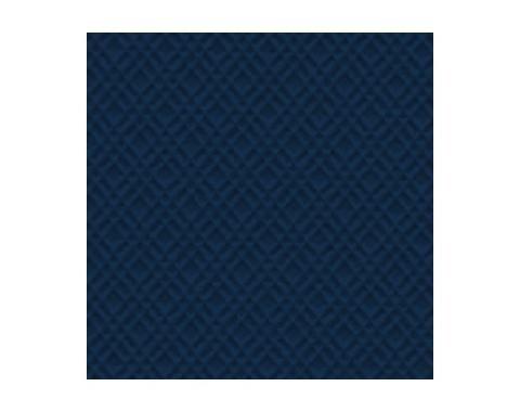 Ford Mustang Headliner - Tier Vinyl - Dark Blue #26 - Fastback