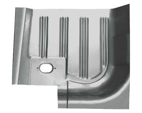 Ford Mustang Floor Pan - Left Rear - 18 Long X 23 Wide