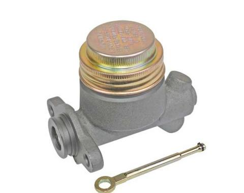 "Master Cylinder - New - Power Drum Brakes - 7/8"" Bore"