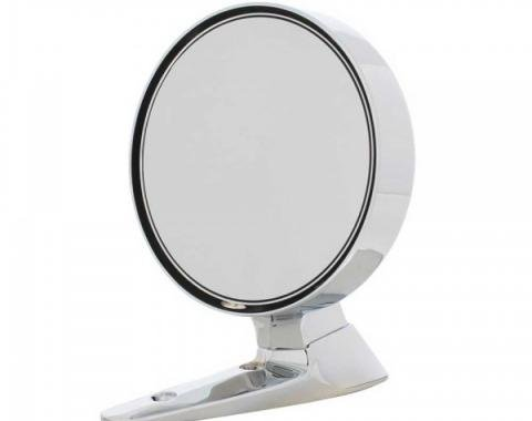 Ford Mustang - Left Door Mirror, Remote, 19641/2-1966