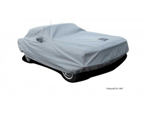 Ford Mustang - Maxtech Indoor-Outdoor Car Cover, Fastback, 1969-1970