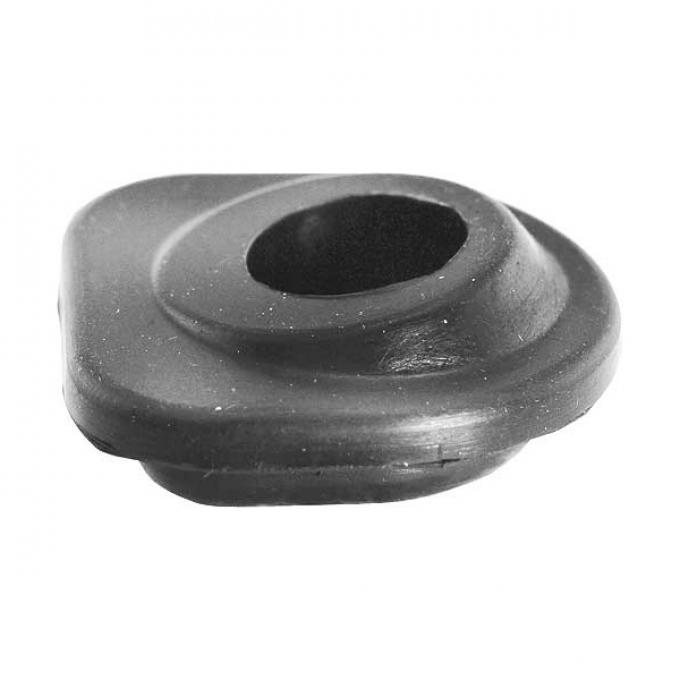 Daniel Carpenter PCV Grommet - Rubber - D Shaped C6AZ-6892