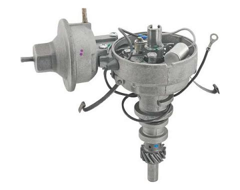Ford Mustang Distributor - Remanufactured - Dual Vacuum - 250 6 Cylinder