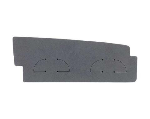 Ford Mustang Trunk Filler Board - Left