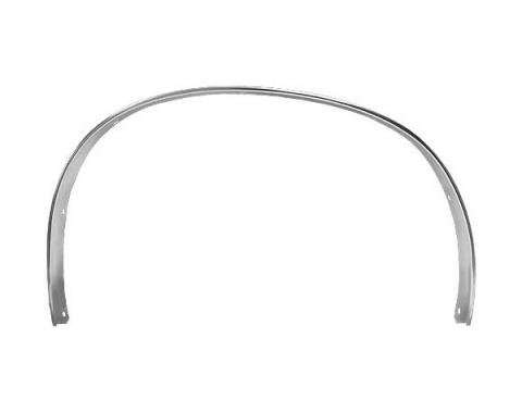 Ford Mustang Rear Wheel Opening Moulding - Left - Fastback