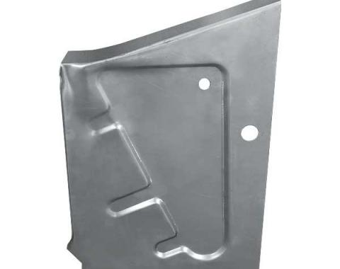 Ford Mustang Cowl Side Panel - Right - 12-1/4 Long X 19-1/2High