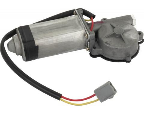 Mustang Left Low Torque Power Window Motor, 1981-1993