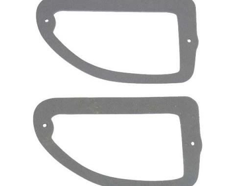 Ford Mustang Parking Light Lens Gaskets - All Models ExceptShelby GT350 Or GT500