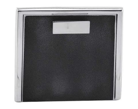 Ford Mustang Console Ash Tray Lid - Camera Case Textured Finish