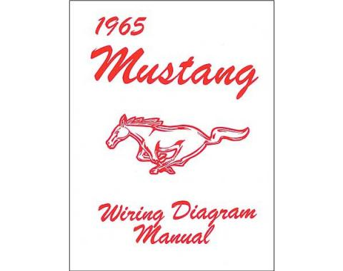 Mustang Wiring Diagram - 8 Pages - 9 Illustrations