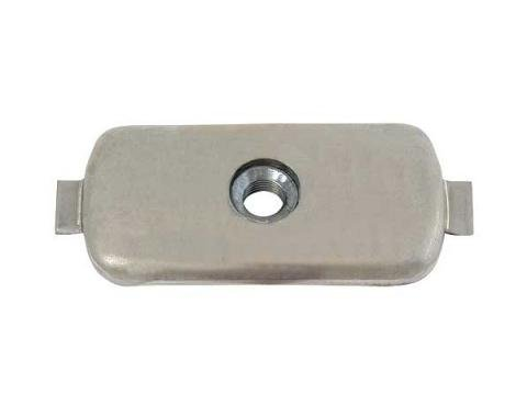 Ford Mustang Seat Belt Anchor Plate