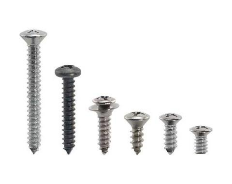 Ford Mustang Interior Screw Kit - 30 Pieces - Pony Interior