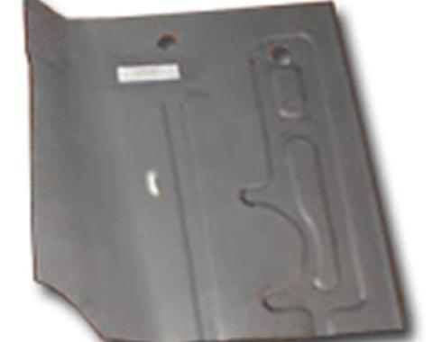 Mustang Front Floor Pan, Right Side, 1979-1993