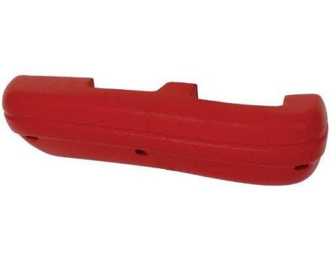 Ford Mustang Arm Rest - Red - Left - Standard Interior