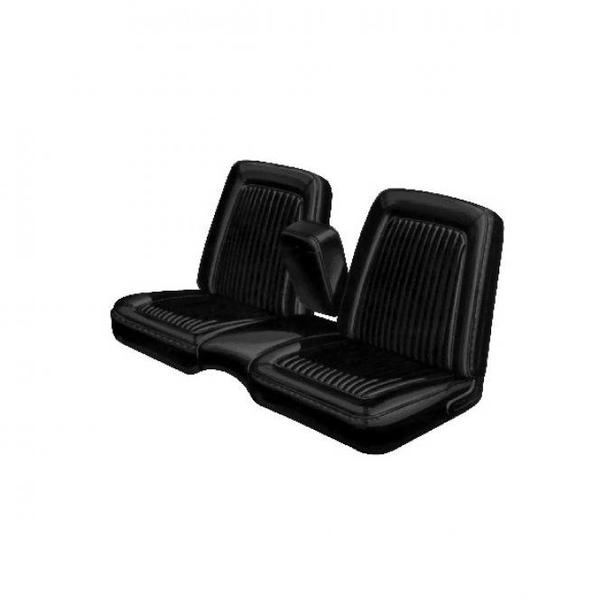 Distinctive Industries 1968 Mustang Standard Front Bench Seat Upholstery 068379