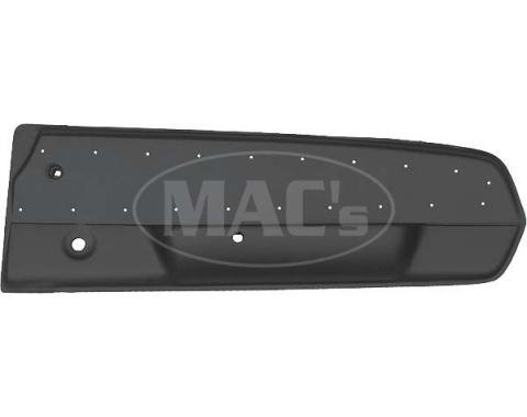Ford Mustang Door Trim Panels - Black - Deluxe Interior