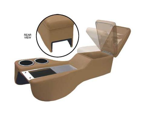 Ford Mustang Saddle Cruiser Console - Coupe & Fastback & Convertible - Palomino