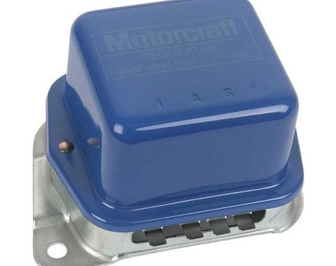 Ford Mustang Alternator Voltage Regulator - Without Air Conditioning Or Power Top
