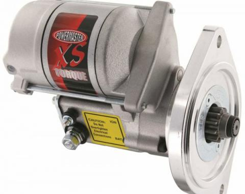 High-Torque - 200 Ft. Lb. - Starter, XS Torque, 77-79 Ford V8 Engines with 3- or 4-Speed Manual Transmission