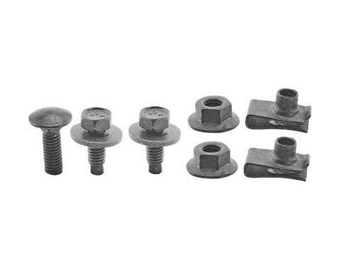 Ford Mustang Battery Tray Mounting Bolt Set