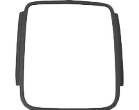 Ford Mustang Shaker Hood Trim Ring